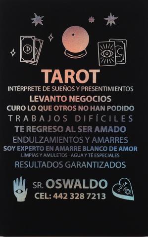 Tarot Sketchbook