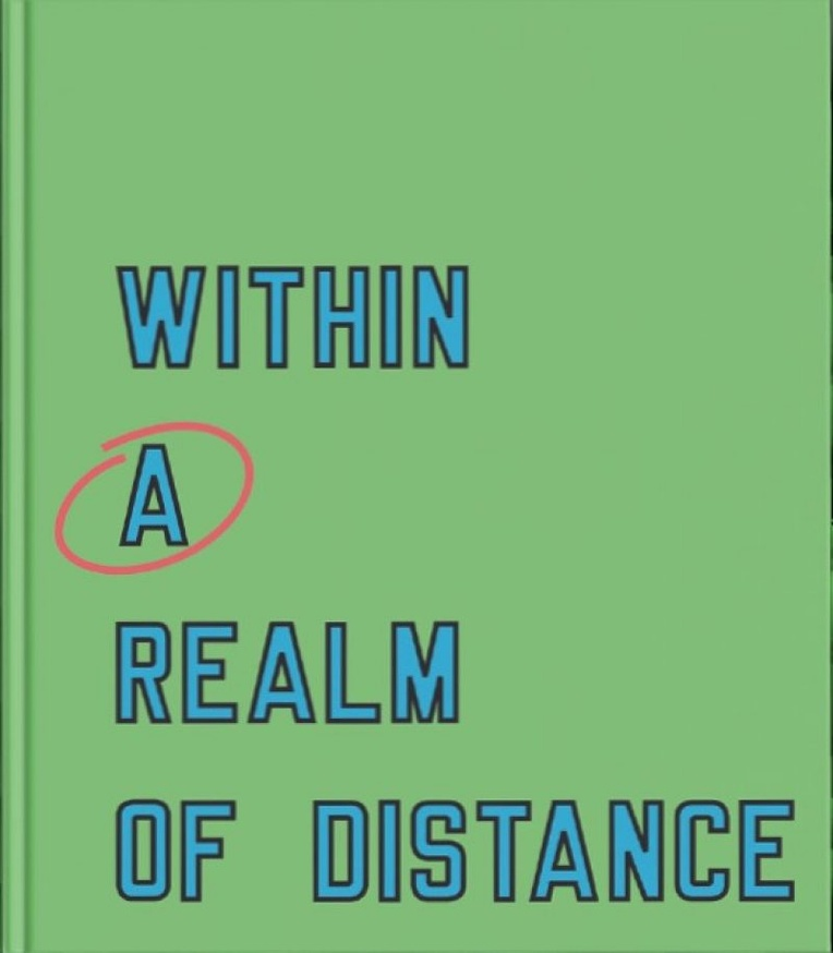 Within a Realm of Distance: Lawrence Weiner at Blenheim Palace