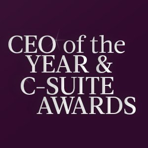 2017 CEO of the Year and C-Suite Awards