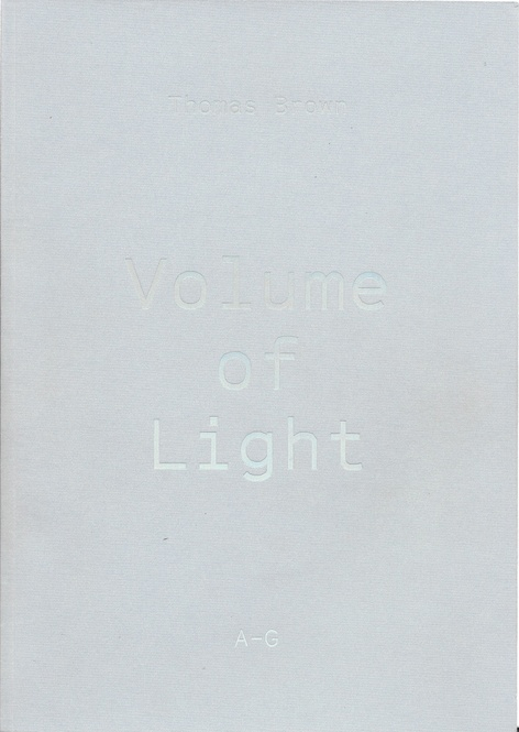 Volume of Light