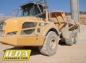 Used 2011 Volvo A30F For Sale