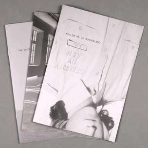 3 Zines: I'll Be Gentle, No Consent / Delta / Wonderland