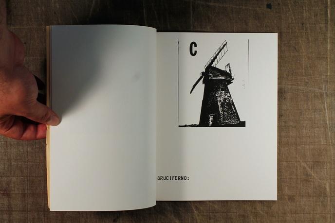27 Molinos : Alfabeto Basado En Los Gigantes Nombrados Por Cervantes thumbnail 2