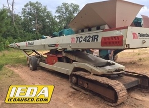 Used 2012 TELESTACK TC421R For Sale