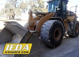 Used 2016 Caterpillar 966 M XE For Sale