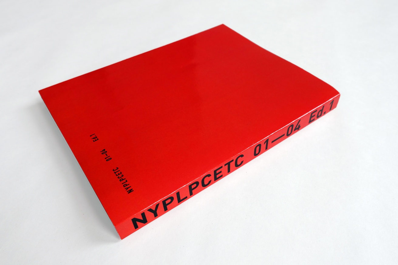 NYPLPCETC 01-04 [First Edition] thumbnail 2