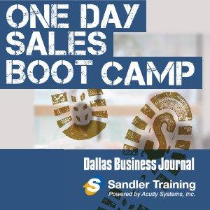 Sandler Sales Boot Camp