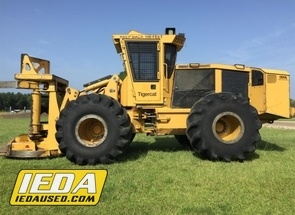 Used 2012 Tigercat 720E For Sale