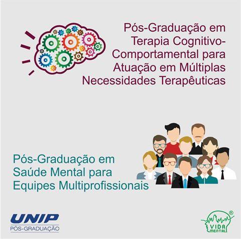 Cursos de Pós-Graduação Multiprofissionais