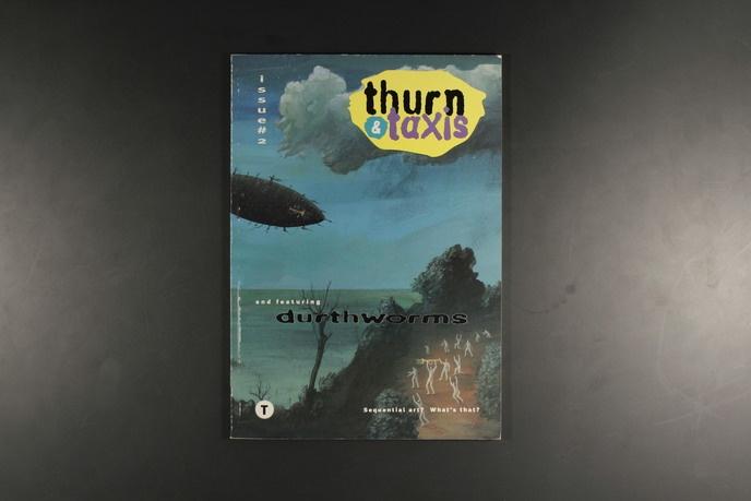 Thurn & Taxis #1                                                                                                                                                                                                                                                thumbnail 12