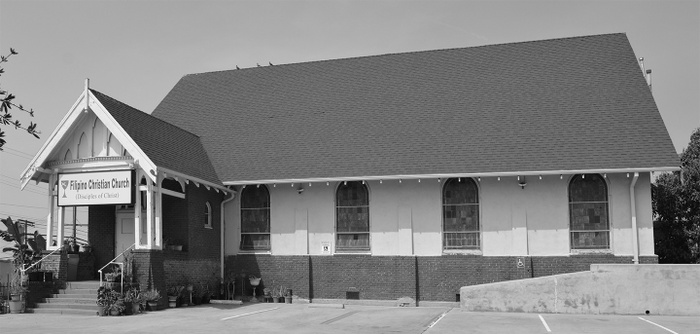 FIG. 3: Filipino Christian Church, 301 North Union Avenue, Historic Filipinotown. Image courtesy of Los Angeles City Planning.