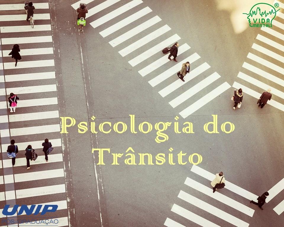 Pós-Graduação em Psicologia do Trânsito