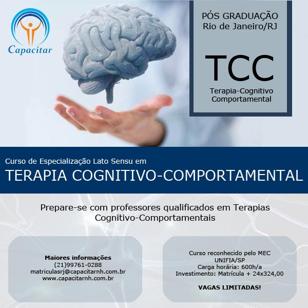 Curso Especialização em TCC