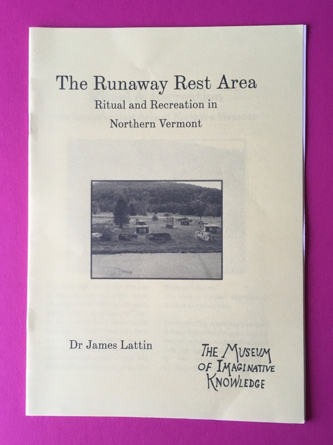 The Runaway Rest Area