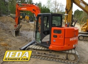 Used 2018 Hitachi ZX85USB-5N For Sale