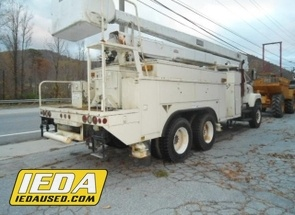 Used 1991 HI RANGER CTC65 For Sale