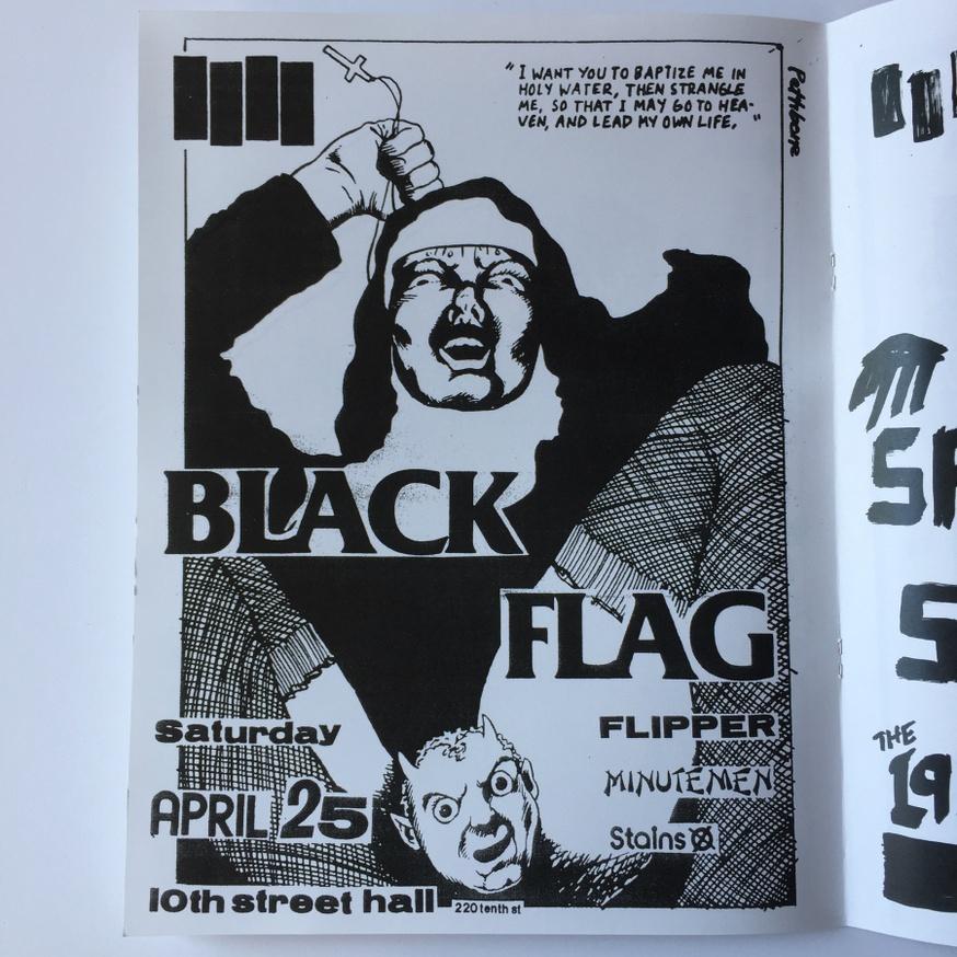 Black Flag Zine thumbnail 11