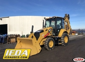 Used 2016 Caterpillar 420F ST For Sale