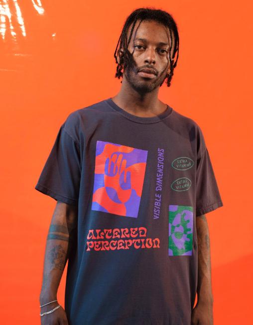 Altered Perception T-Shirt [Medium] thumbnail 2