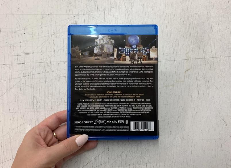 A Space Program Blu-Ray thumbnail 3