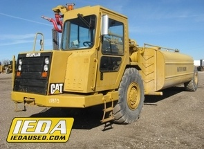 Used 2001 Caterpillar 613C II For Sale
