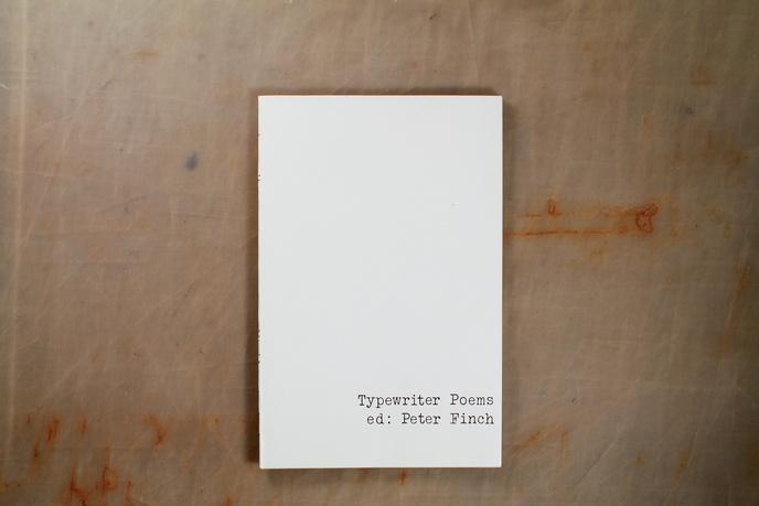 Typewriter Poems thumbnail 2