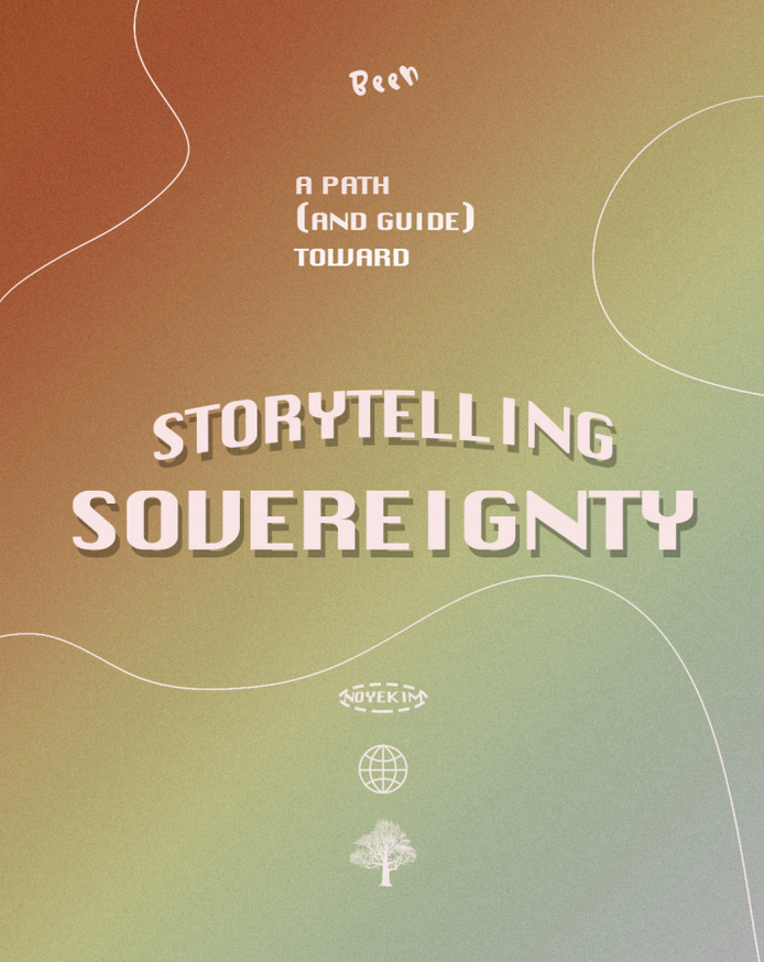 A Path Toward Storytelling Sovereignty