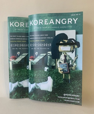 Koreangry