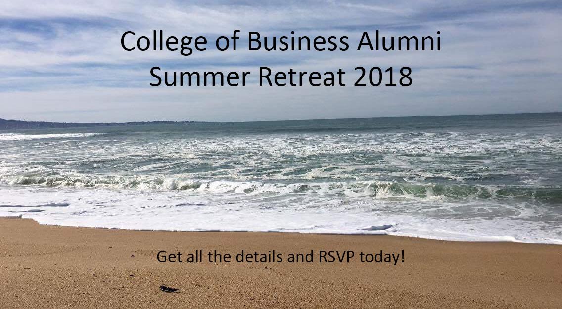 College of Business Alumni Summer Retreat 2018