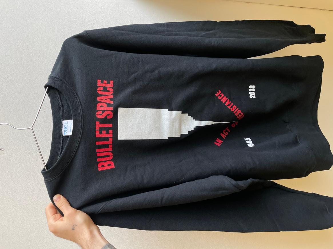 Bullet Space Sweatshirt