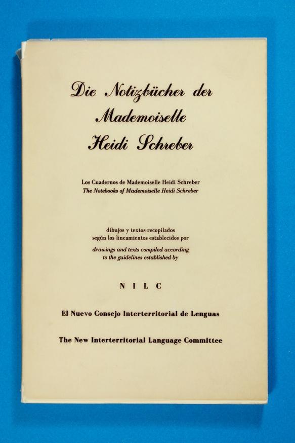 Die Notizbucher der Madimoiselle Heidi Schreber thumbnail 3