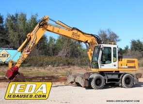 Used 2000 Liebherr A904 For Sale