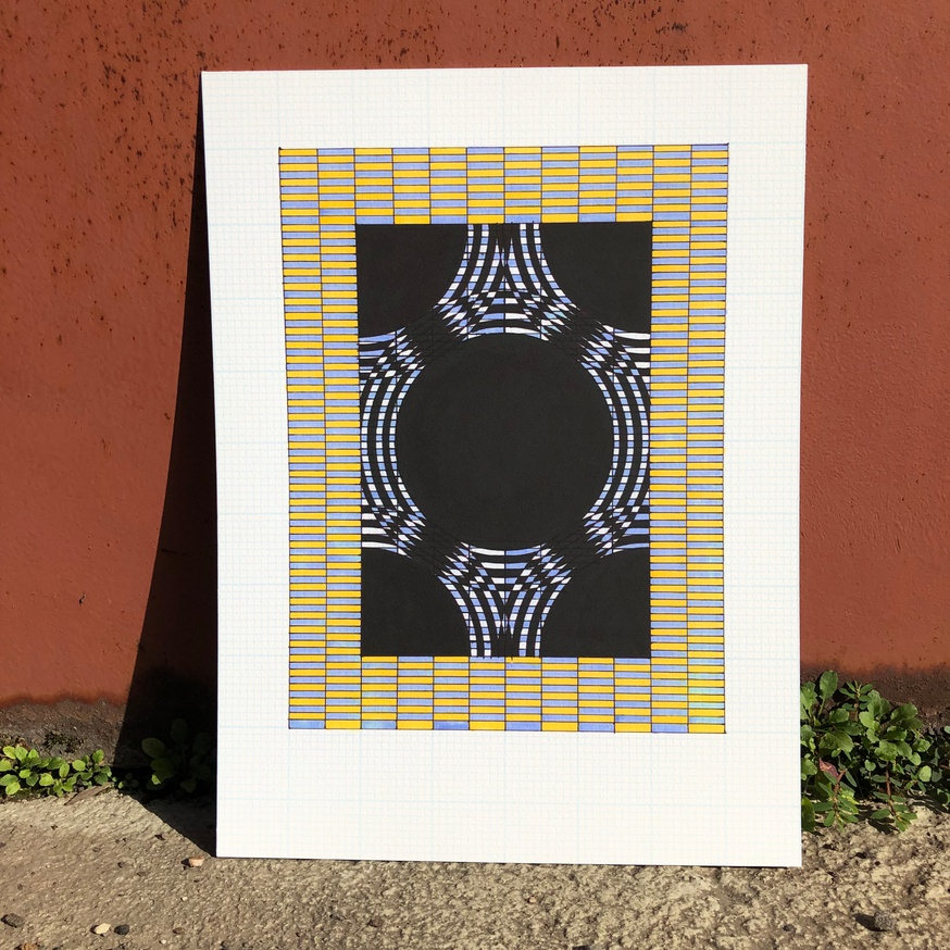 Totality Print