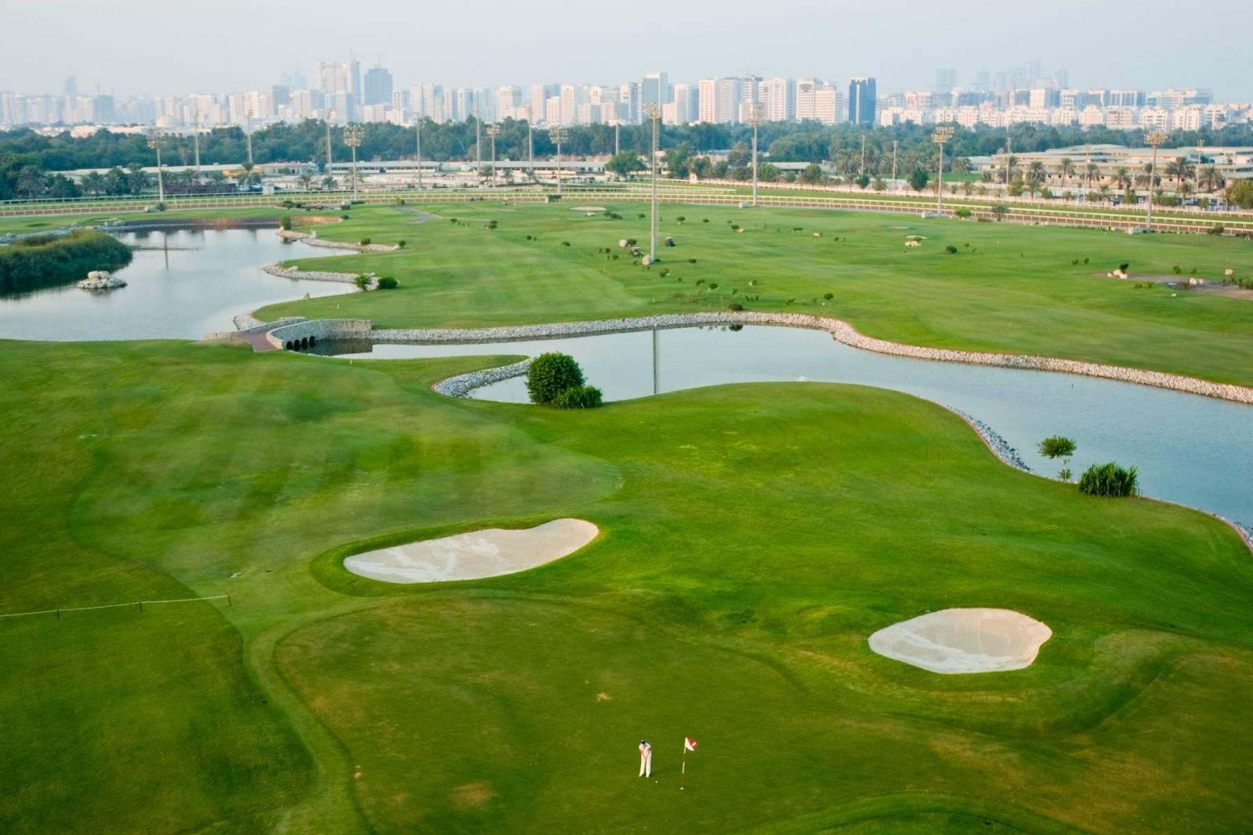 Abu Dhabi City GC