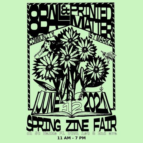 Spring Zine Fair