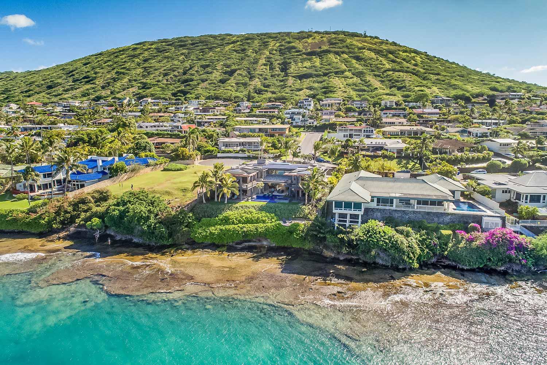 Ocean House 6 Bedroom 7.5 Bath Hawaii Kai, Oahu, Hawaii photo 1047135
