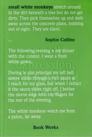 small white monkeys: On self-help and shame