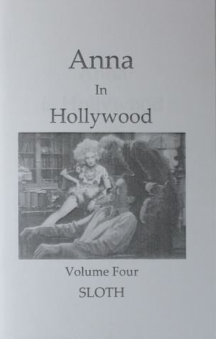 Anna in Hollywood, Vol. 4 : Sloth