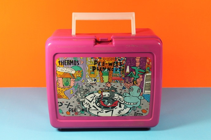 Pee-Wee Lunch Box thumbnail 3