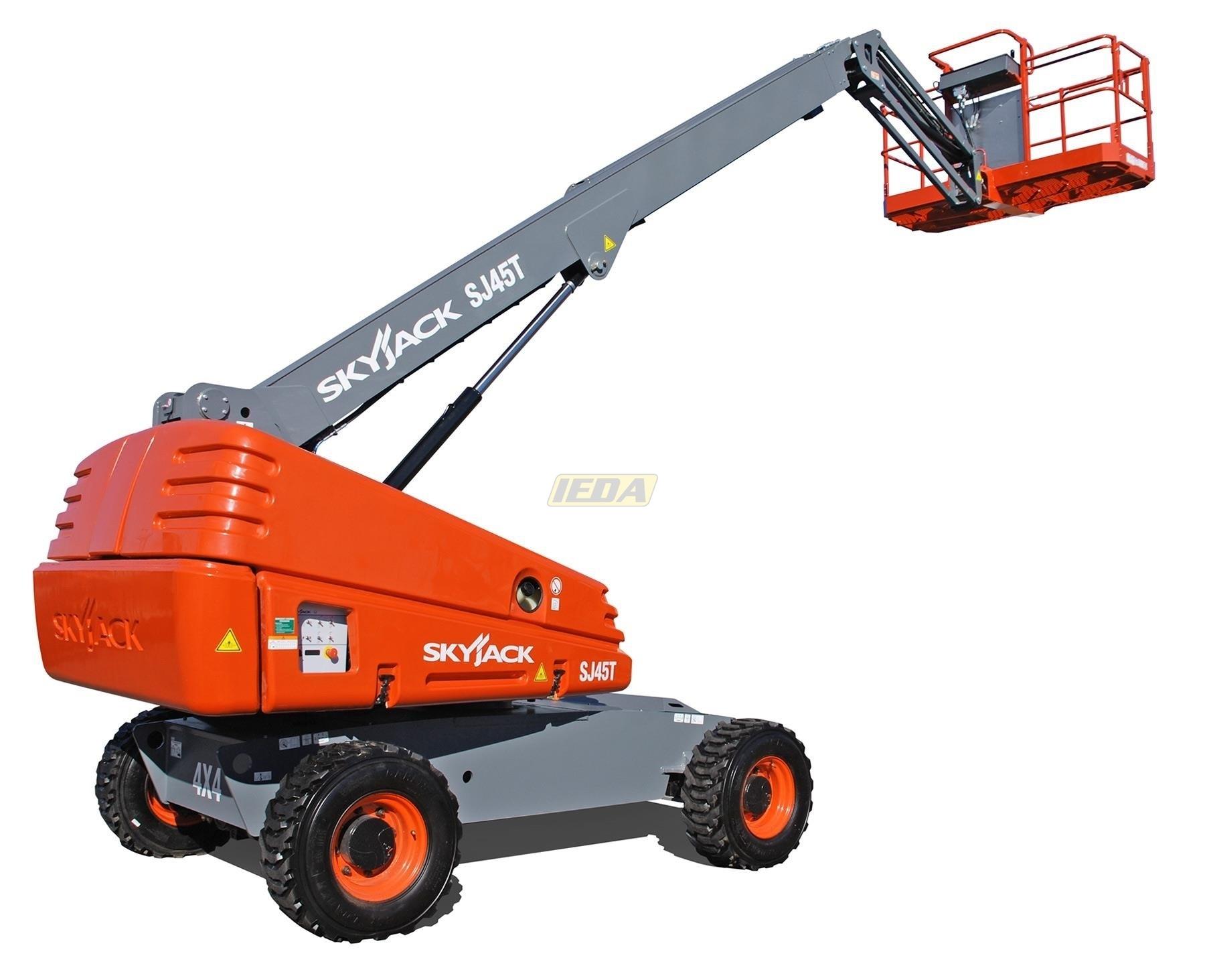 Used 2019 Skyjack SJ40T For Sale