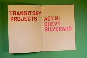 Act Two : Chevy Silverado