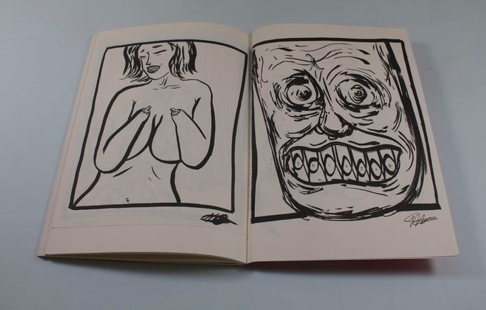 100 Drawings, Vol. 6 thumbnail 2
