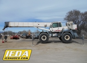 Used 2004 Terex RT555 For Sale