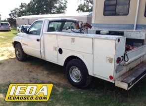 Used 2001 Dodge 2500 For Sale