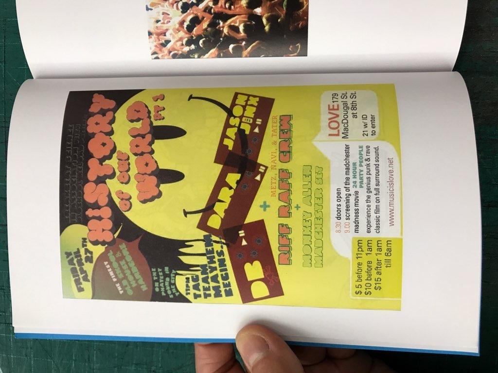 New York Rave Flyers Vol. 2: 1990-1995 thumbnail 6