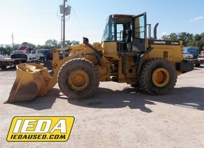 Used 2002 Komatsu WA380-3MC For Sale