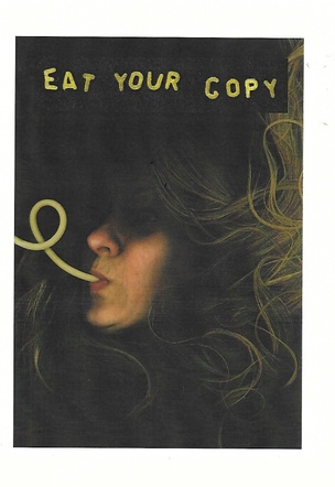 EAT YOUR COPY (antipodes 008)