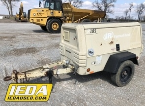 Used 2007 Ingersoll-Rand P185WIR For Sale