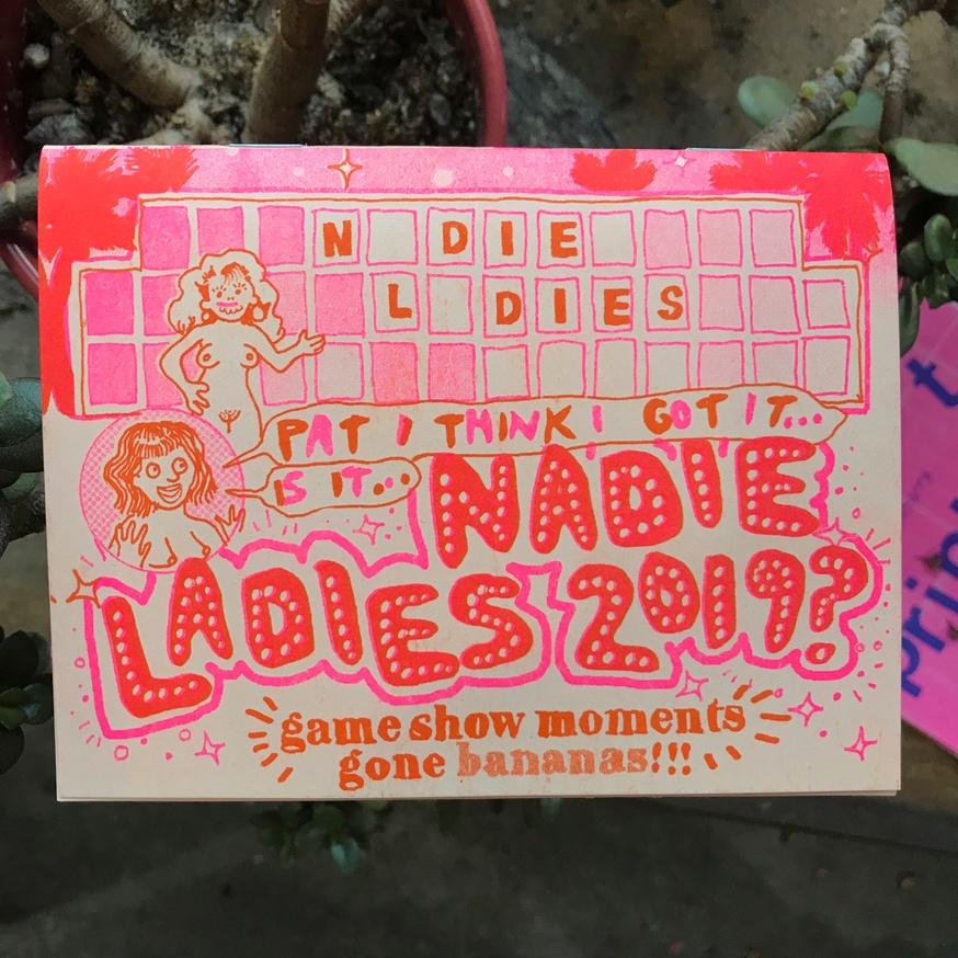 Nadie Ladies 2019: Game Show Moments Gone Bananas!