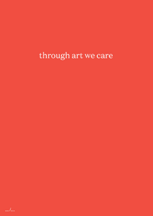 Through Art We Care
